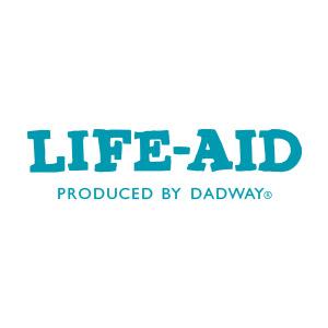 ライフエイドのロゴ画像