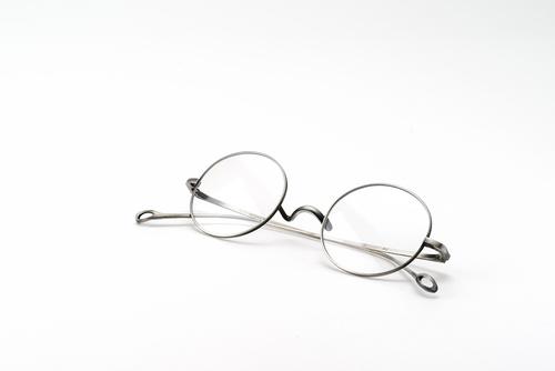 眼鏡 金子眼鏡 井戸多美男作 T-461