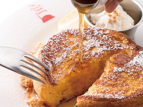 フレンチトーストの画像1