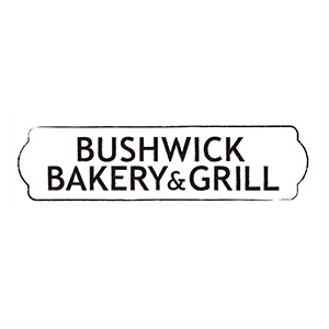 BUSHWICK BAKERY &GRILLのロゴ画像