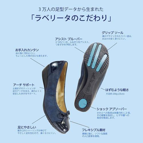 3万人の足型データから生まれた靴 ラベリータ 期間限定POPUPショップ