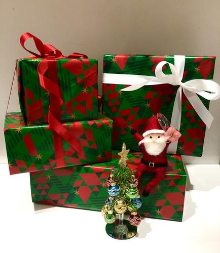 クリスマスプレゼントボックス