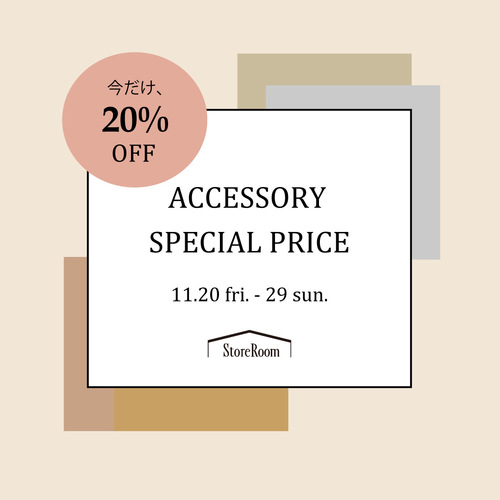 ACCESSORY  SPECIAL PRICE