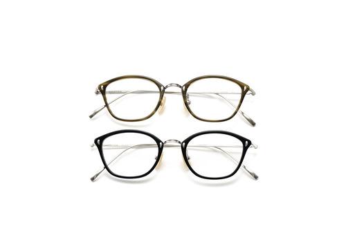 眼鏡 金子眼鏡 ヴィンテージシリーズ KV-72L