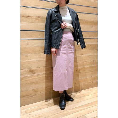 ■DONEEYU■ポケット付きタイトスカート