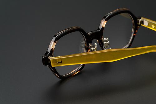 眼鏡 金子眼鏡 セルロイドシリーズ KC-63