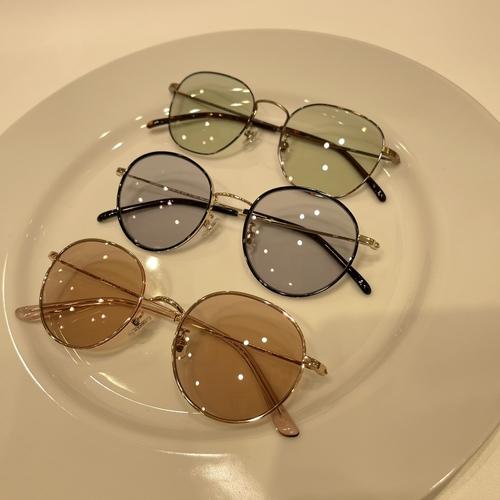 初夏にはzoffのサングラス!