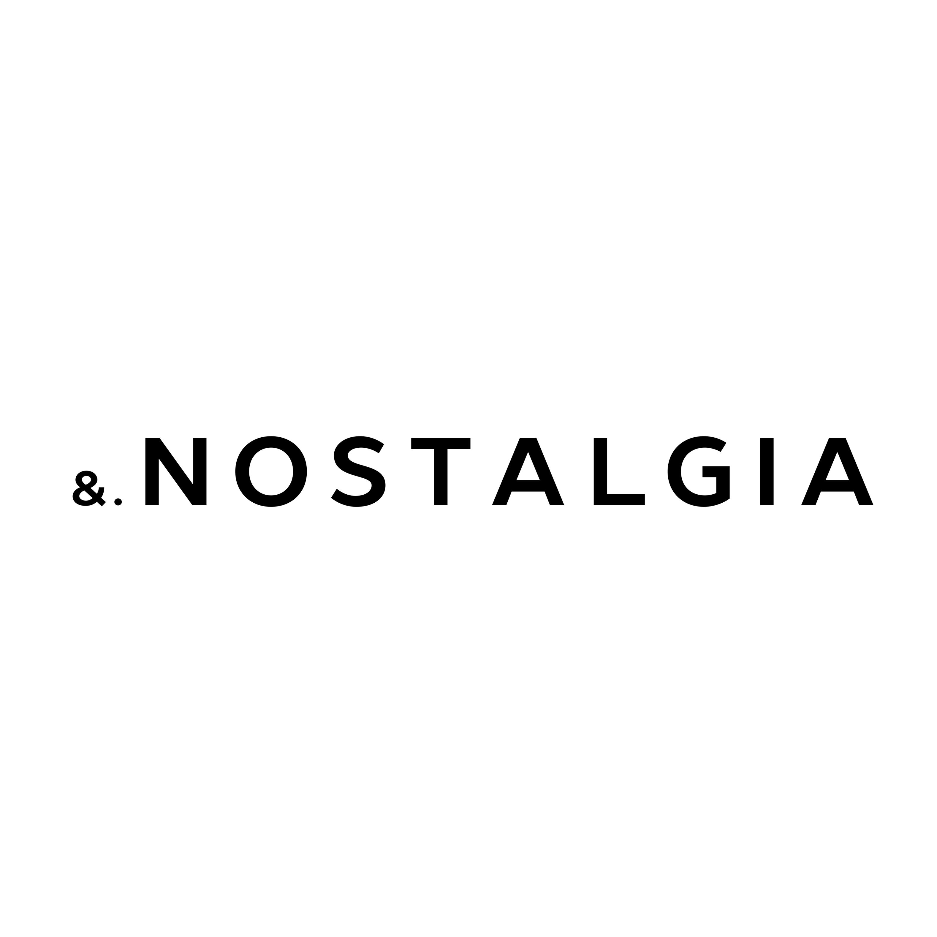 アンドドットノスタルジアのロゴ画像