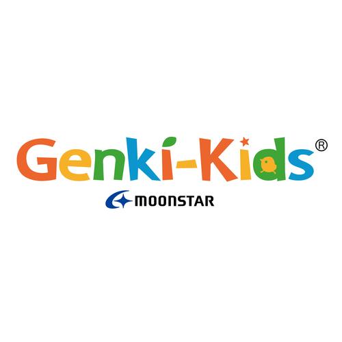 ゲンキキッズのロゴ画像