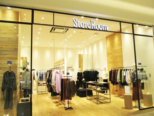 storeroom店舗画像