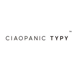 CIAOPANIC TYPYロゴ画像