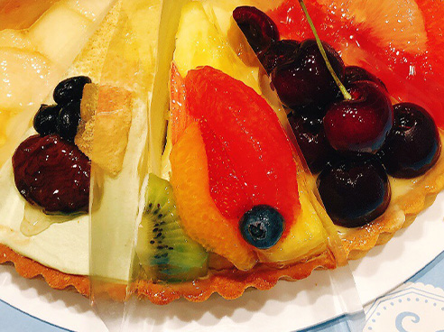 Delices tarte&cafeの画像