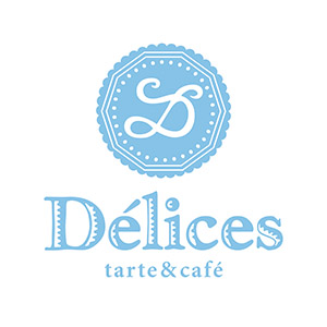 Delices tarte&cafeのロゴ画像