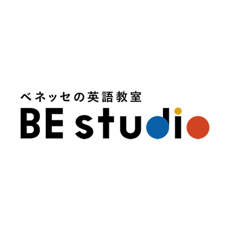 BE studioロゴ画像