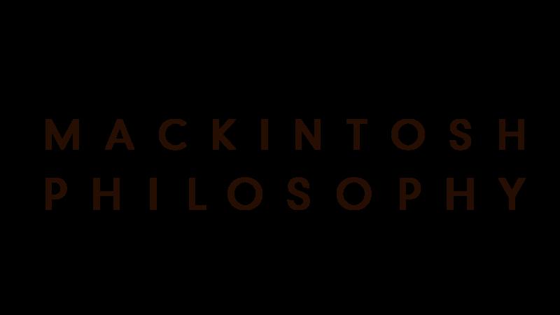 MACKINTOSH PHILOSOPHYロゴ画像