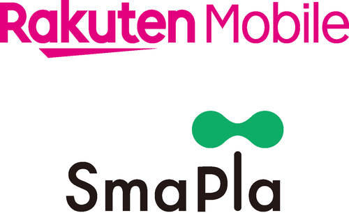 楽天モバイル/SmaPla ロゴ画像